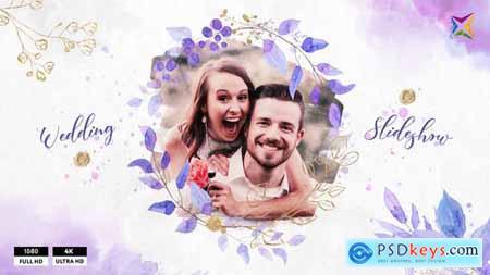 Floral Wedding Slideshow 30954331