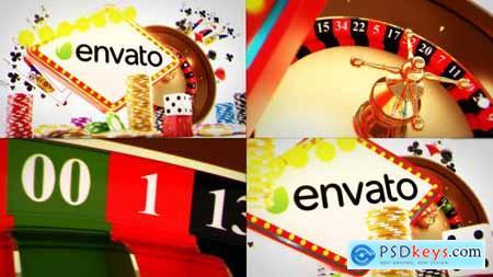 Casino Games Logo Reveal 30970801