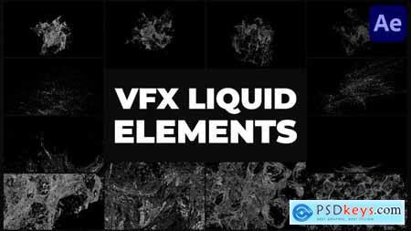 Liquid VFX - After Effects 30969639
