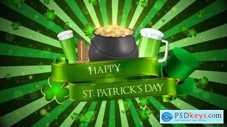 St Patricks Day Greetings 30949363