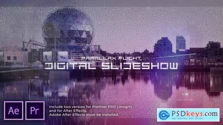Digital Flight Parallax Slideshow 30975384