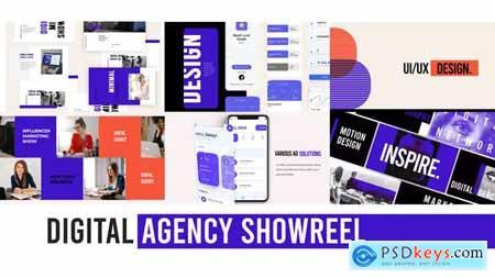Digital Agency Web Showreel 29506116