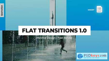 Minimal Flat Transition I MOGRT 30946581