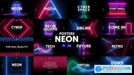 Posters Neon 30954697