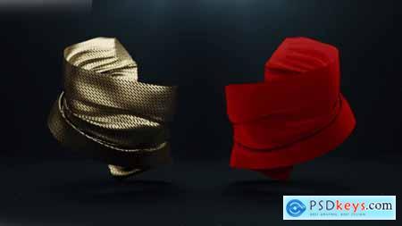 Cloth Logo Reveal 25997040