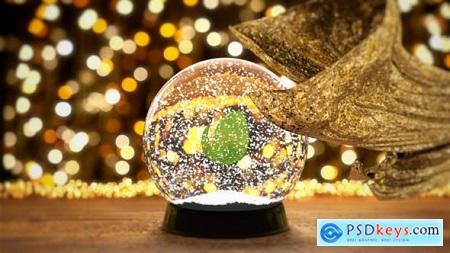 Christmas Snow Globe 29112935