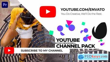 Youtube Channel Pack For Premiere Pro 30321404