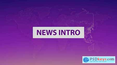 News Intro 30970099