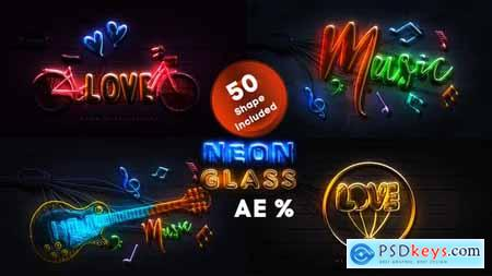 Neon Glass 28123503