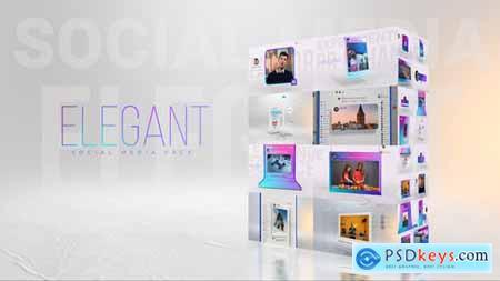 Elegant I Social Media Pack 30386619