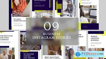 Business Instagram Story B22 31015932