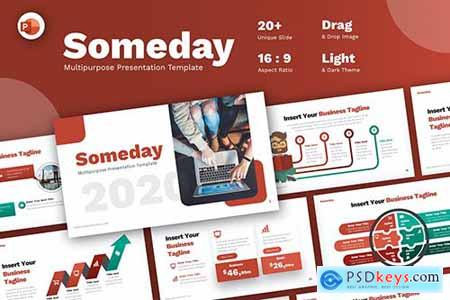 Someday Multipurpose Presentation Template
