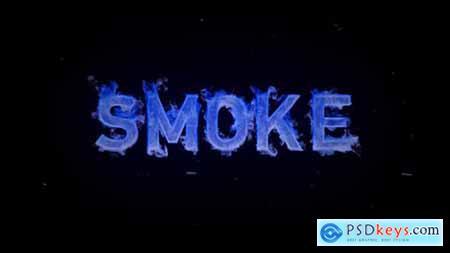 Smoke Text Fx 31150045
