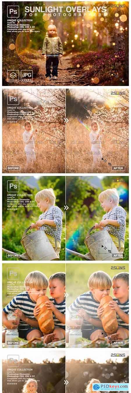 Natural Light Overlays Lightbeam 9414492
