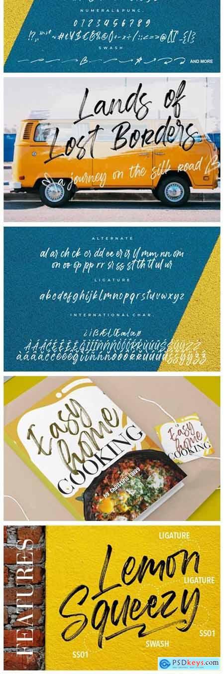 Misrelly Font