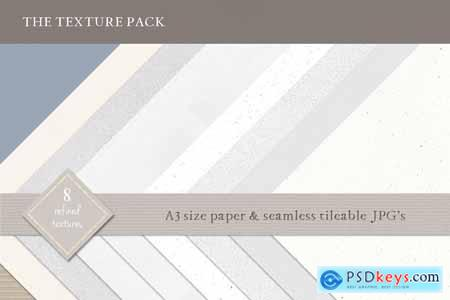 Watercolor Paper Mockup Texture Pack 5937061