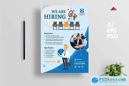 Job Hiring Flyer594
