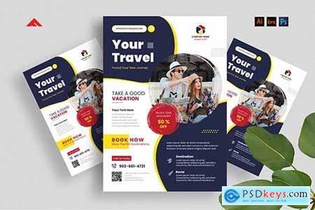 Clean Travel Flyer289