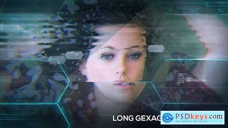 Long Gexagon Slideshow 18914657