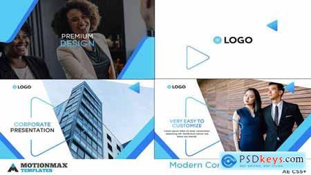 Modern Corporate Presentation 24205567