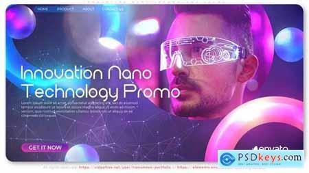 Innovation Nano Technology Promo 31335338