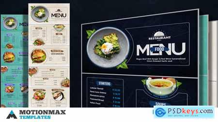 Restaurant Menu 23154241