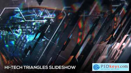 Hi-Tech Triangles Slideshow 20146034
