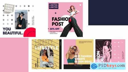 Fashion serif post instagram 31424451