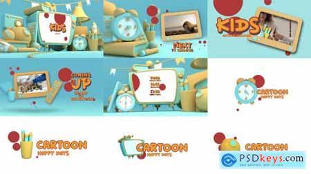 Kids TV Broadcast 29637004