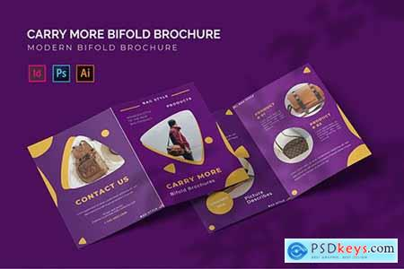 Carry More - Bifold Brochure