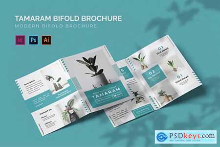 Tamaram - Bifold Brochure