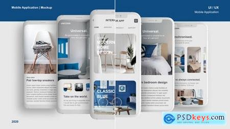 Mobile Application - Mockup 25384736