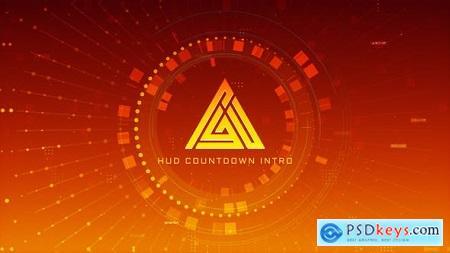HUD Countdown Intro 30953626
