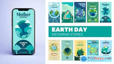 Mother Earth Day Instagram Stories B27 31509375