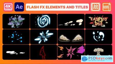 Flash FX Pack - After Effects 31518476
