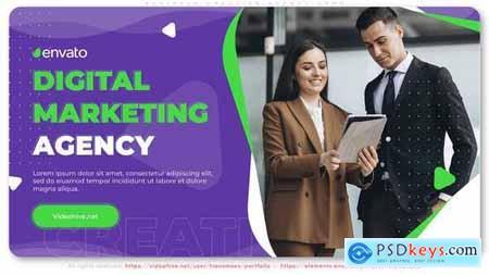 Business Creative Agency Demo 31509438