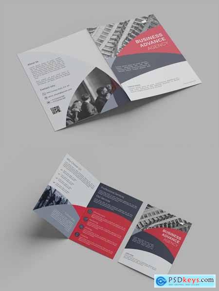 Business – Bifold Brochure