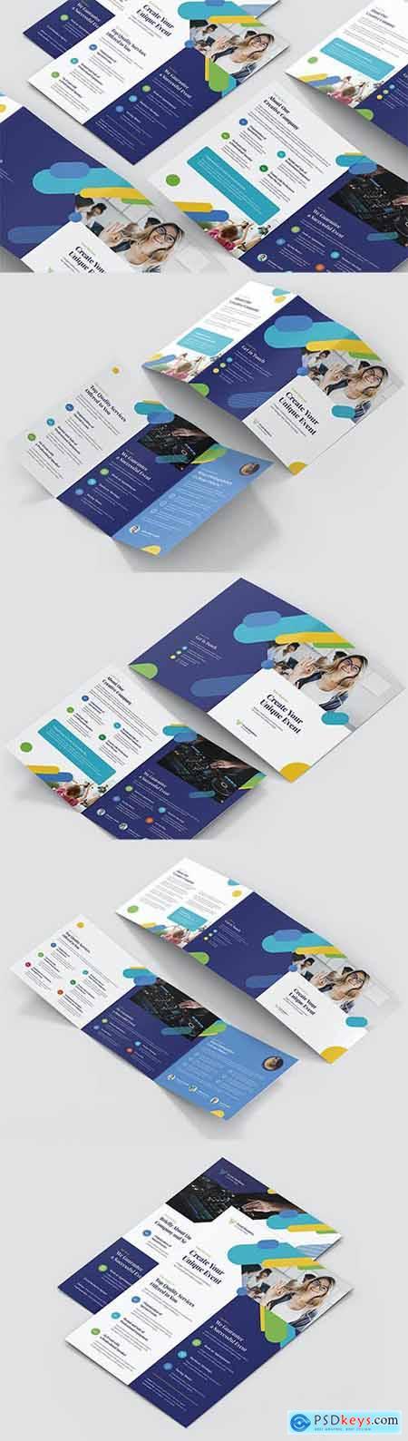 Event Business – Brochures Bundle Print Templates