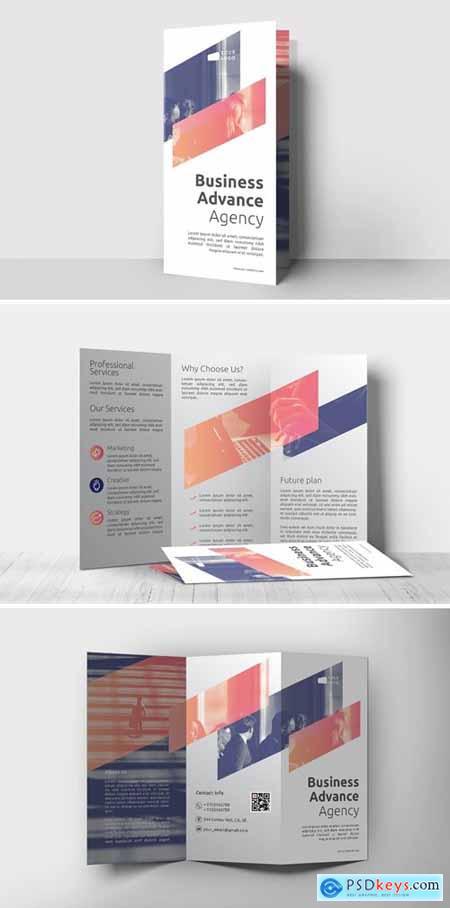 Digital Agency – Trifold Brochure