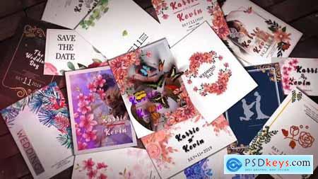 Wedding Invitation Slideshow B31 31552496