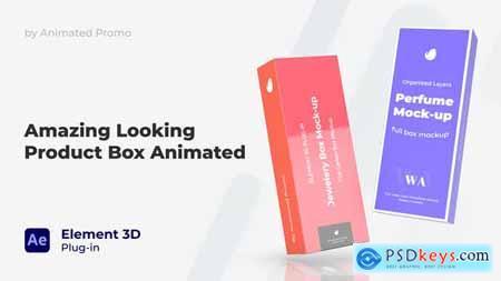 Box Mock-Up - Product Marketing Mockup 31644573
