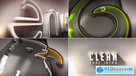 Clean Logo Intro 20275792