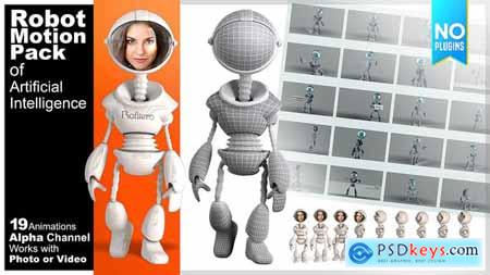 Robot Motion Pack of Artificial Intelligence 25247945