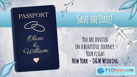 Wedding Invitation Slideshow 31607409