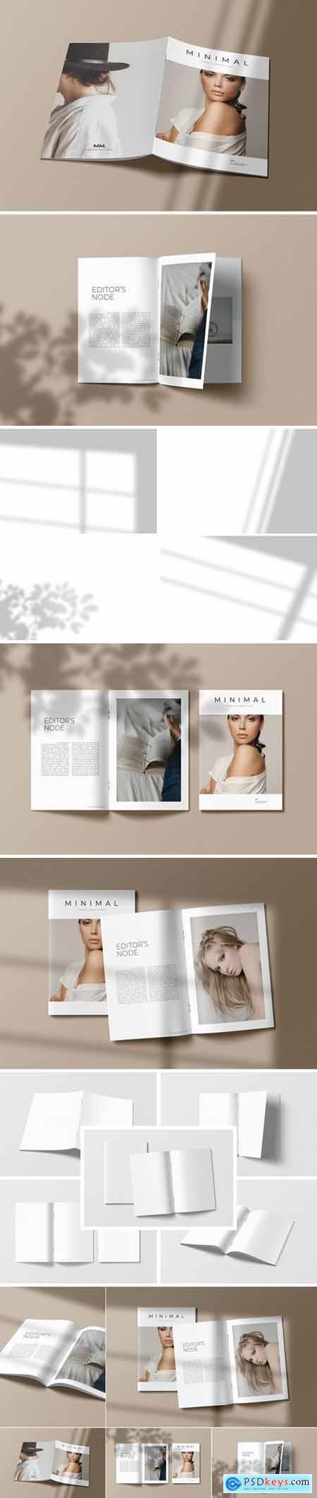 Brochure Magazine A4