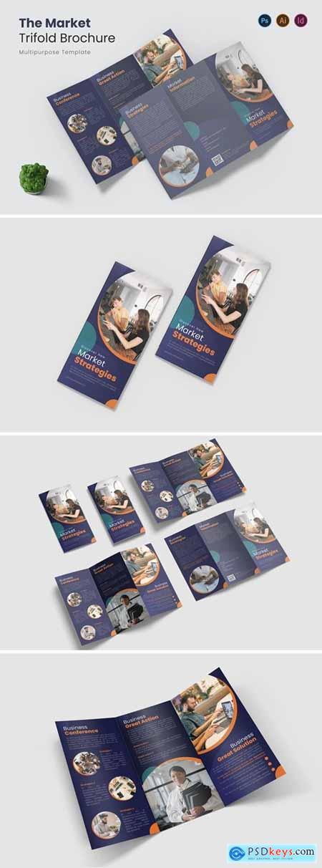 Market Strategies Trifold Brochure