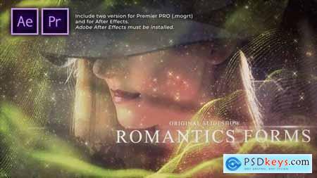 Romantic Forms Particles Slideshow 31368899