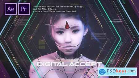 Hexagons Accept Digital Opener 31368866