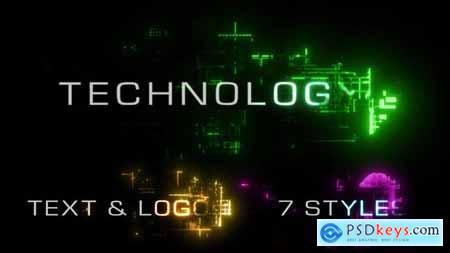 Technology Reveal Pack (Logos & Titles) 31494872