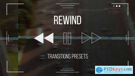 Rewind Transitions presets 31458015